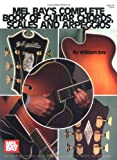 Complete Book of Guitar Chords, Scales and Arpeggios, William Bay, 156222526X