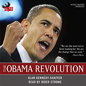 The Obama Revolution Audiobook
