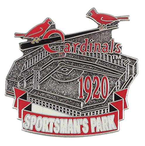 (Sportsman Park 1920 Commemorative Stadium Pin)