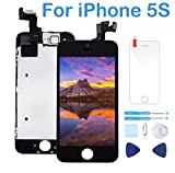 proximity sensor iphone 4 - Screen Replacement for iPhone 5S Black 4.0