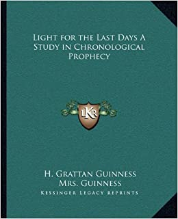 Light For The Last Days (E-book)