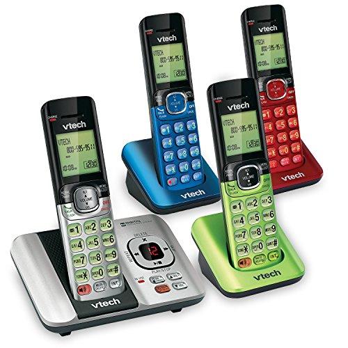 VTech CS6529-4B 4-Handset DECT