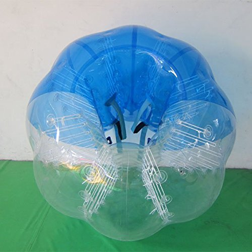 Amazon.com: amazingsportstm burbuja Football – Balón de ...