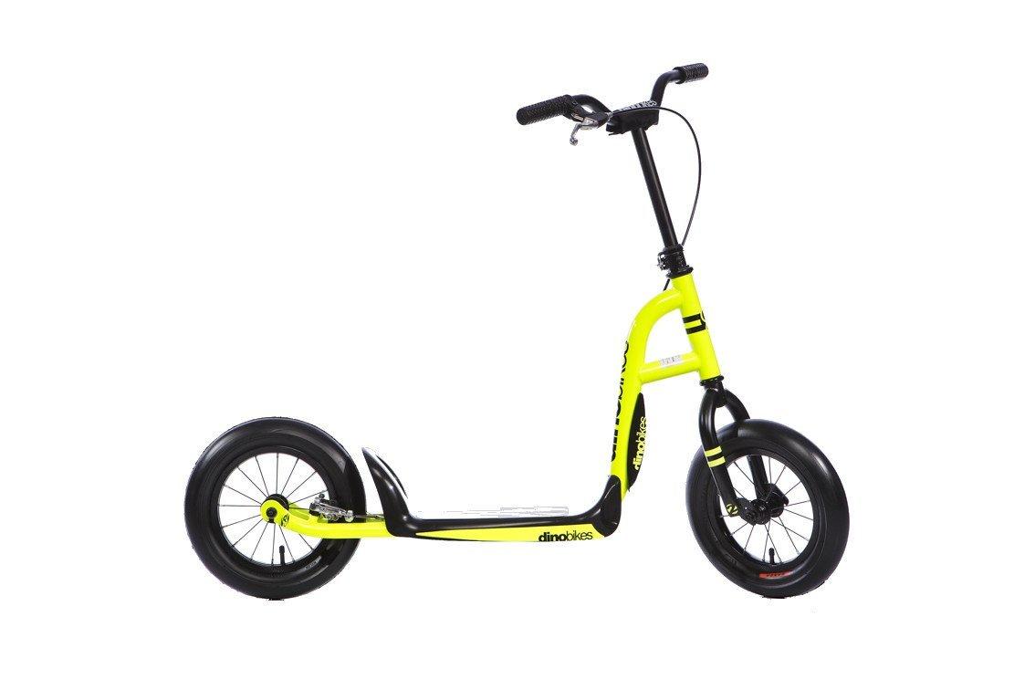 Dino Bikes 303 U Giallo Fluo - Patinete Urban Skate 12 ...