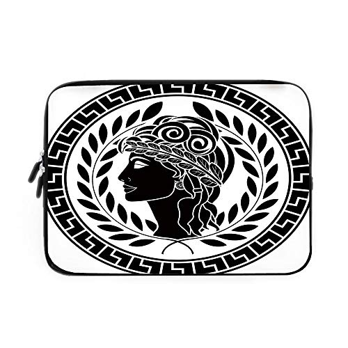 Toga Party Laptop Sleeve Bag,Neoprene Sleeve Case/Roman, used for sale  Delivered anywhere in USA