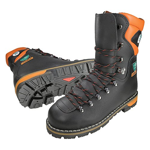 TREEMME waldarbeiter bottes taille 47 protection contre les coupures s3 classe 2