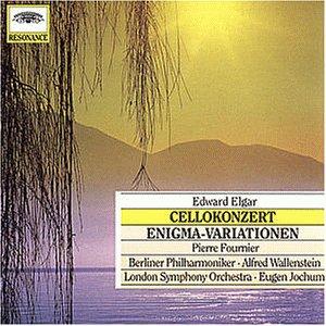 Sir Edward Elgar - Eugen Jochum - Enigma Variations / St. Antoni Variations