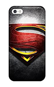 Hard Plastic iphone 6 4.7 Case Back Cover,hot Man Of Steel Case At Perfect Diy