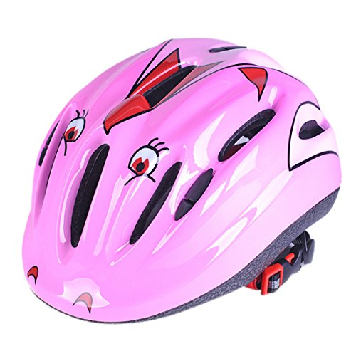 RuiyiF-Kids-Bike-HelmetCycling-Riding-Sports-Helmet-for-kids-Pink
