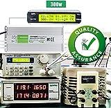 LEDMO IP67 Power Supply 300 Watts DC12V 25A AC/DC