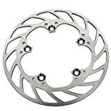 Light Weight Rear Brake Disc Rotor for Aprilia RSV1000 RSV1000R RSV R FACTORY SL 1000 FALCO RSV4 R Factory TUONO 1000 1000R FIGHTER 50 125 RS 125