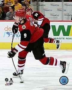 """Clayton Keller Arizona Coyotes 2017-2018 NHL Action Photo (Size: 8"""" x 10"""")"""