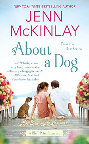 About a Dog (A Bluff Point Romance) cover