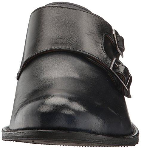 Loafer Slip Men's Giorgio on Blue Rampart Black Brutini qXwBwHSv