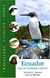 Ecuador and the Galapagos Islands (Travellers Wildlife Guide) (Travellers' Wildlife Guides)