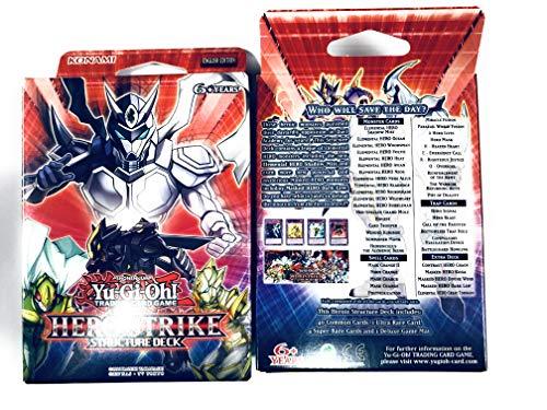 Yu-Gi-Oh! TCG: Hero Strike Structure Deck