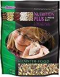 F.M. Brown's Nutrition Plus Supreme Hamster Food, 3-Pound
