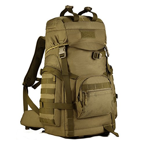 à C Sac à dos dos Hommes Sac Molle Waterproof Armée Sacs Sac Camp VHVCX tactiques militaires Randonnée à Femmes dos xwBH7f7q