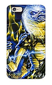 Ideal Runandjump Iphone 5C (iron Maiden Bands Groups Entertainment Hard Rock Heavy Metal Eddie Album Art Dark Skulls Covers ), Protective Stylish Case