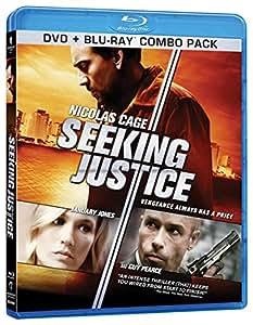 Seeking Justice (Blu-ray + DVD)