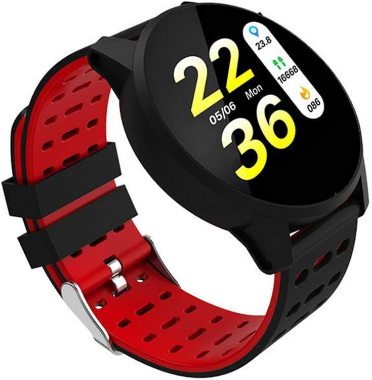 HD IPS Paso Pulsómetros/Monitoreo del sueño Monitores de actividad/Reloj deportivo Silicona El baloncesto/Corriendo Volkswagen: Amazon.es: Hogar