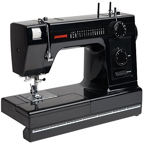 Amazon Janome IndustrialGrade AluminumBody HD40 Black Adorable Janome Hd1000 Black Edition Heavy Duty Commercial Grade Sewing Machine