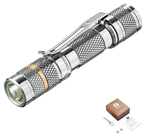 LUMINTOP Tool Titanium Flashlight Cree