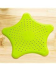 ShenyKan Creative 5 takken ster, afdichting, bodemsifon, afvoerfilter, zeester, siliconen