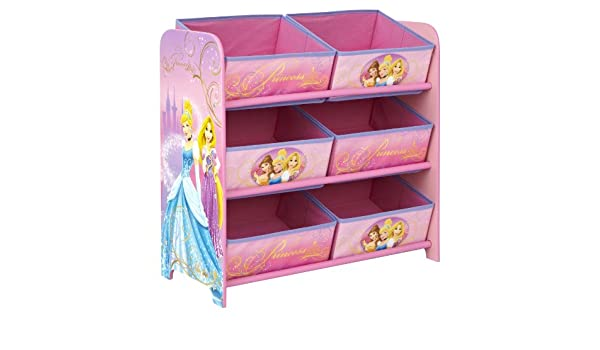 Amazon.com: Disney Princess Kidsu0027 Storage Unit By HelloHome By Disney  Princess: Home U0026 Kitchen