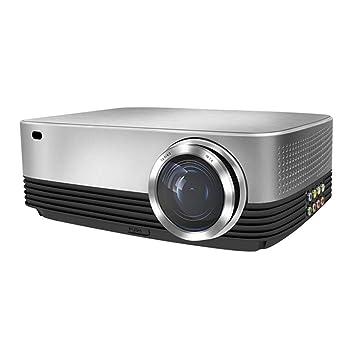 XDBY Proyector HD Inteligente Tecnología LCD Soporte 1080P ...