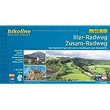Bikeline Iller-Radweg: Von Oberstdorf nach Ulm. Radtourenbuch, 145 km,  1 : 50 000, wetterfest/reißfest, GPS-Tracks Download