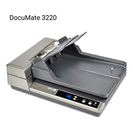 Amazon com: Xerox DocuMate 3220 Duplex Document Scanner with