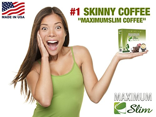 Premium ORGANIC Coffee - BOOST your metabolism, DETOXES your body, & CONTROL your Appetite - EFFECTIVE Weight Loss Formula- include Green Coffee, Garcinia Cambogia & Natural Herbal Extracts.