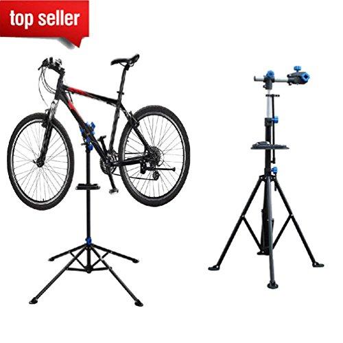 Bike Cycle Mechanic Adjtable Workstand Rack Bicycle Maintenance Repair Stand