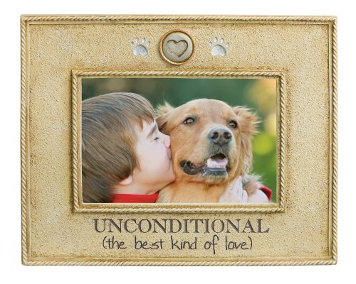 (Grasslands Road Unconditional Love Picture Frame, 4 by 6-Inch)