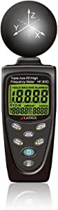 HF-B3G Triple Axis HF RF Power Meter Analyzer