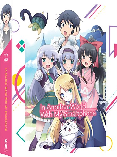 (In Another World with My Smartphone: The Complete Series [Blu-ray])