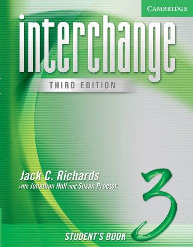interchange 3 - 4