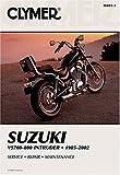 Suzuki VS700-800 Intruder, 1985-2002, Clymer Publications Staff, 0892878185