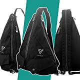 NUMANNI Convertible Waterproof Antitheft Sling Bags Backpack for Women & Ladies Travel