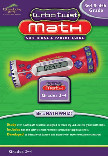 (Turbo Twist Math Cartridge)