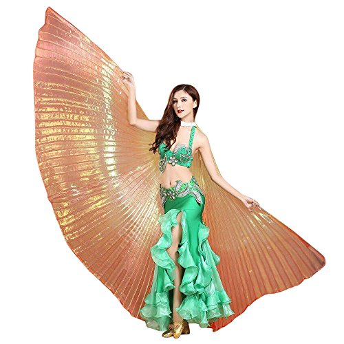 Belly Dance Gear - Togethor Girls LED Butterfly Wings Belly
