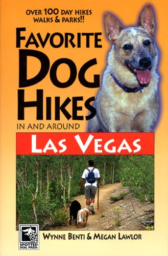 Favorite Dog Hikes in And Around Las Vegas PDF