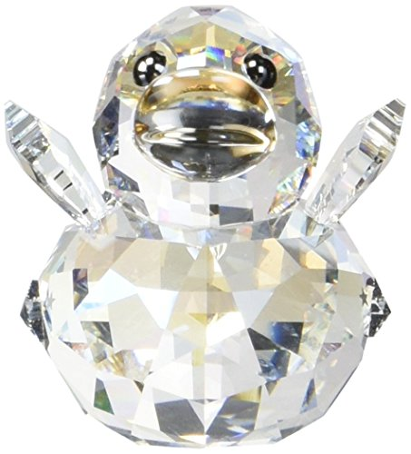 Swarovski 5080327 Figurine Happy Duck Angel 4.1 x 3.6 x 3.5 cm Crystal Duck Figurine