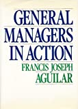General Managers in Action 9780195040838