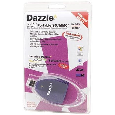 DAZZLE ZIO CORPORATION DRIVERS FOR WINDOWS XP