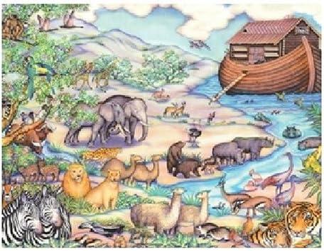 Springbok Noahs Ark 400 Piece Jigsaw Puzzle