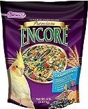 F.M. Brown's Encore Cockatiel Food, 5-Pound thumbnail