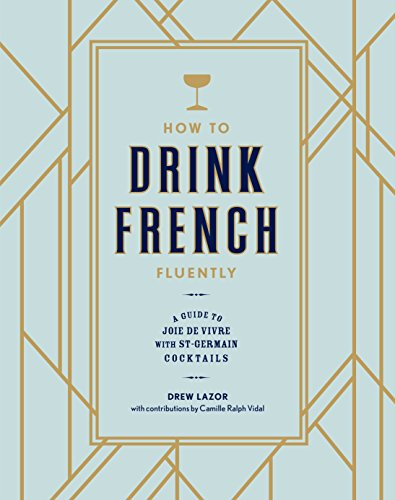 A cocktail book celebrating French conviviality with recipes featuring St-Germain liqueur. Bring an effortless French sensibility to any occasion with the transporting flavor of St-Germain, the captivating elderflower liqueur beloved by bartenders ev...