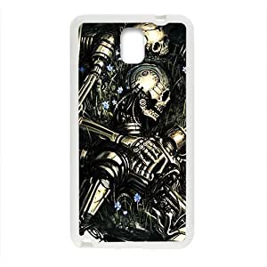 Black Skull Pattern Hot Seller High Quality Case Cove For Samsung Galaxy Note3